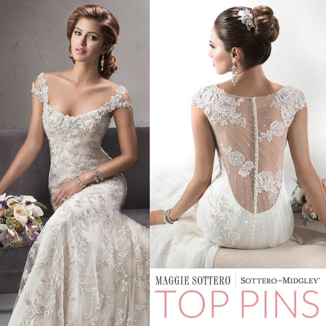 Summer wedding inspiration from Maggie Sottero.