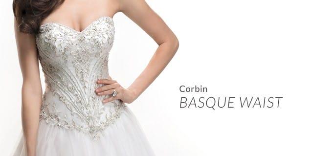 Maggie Sottero's Corbin ballgown wedding dress