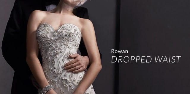Sottero and Midgley's Rowan ballgown wedding dress