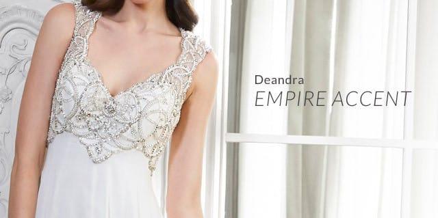 Maggie Sottero's Deandra wedding dress