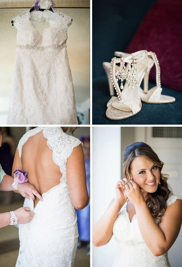 Gorgeous Chicago wedding from Maggie Sottero.