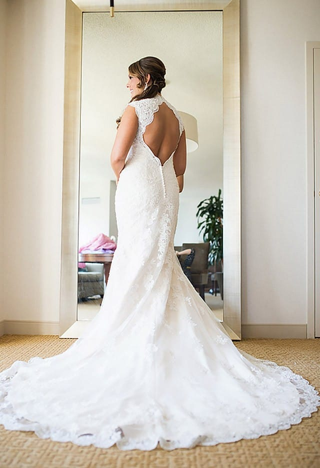 Maggie Sottero Chicago Markets - Fall 2015 - Real Bride